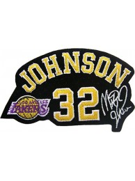LOS ANGELES LAKERS NBA BASKETBALL EMBROIDERED PATCH #14
