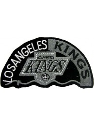NHL LOS ANGELES KINGS HOCKEY EMBROIDERED PATCH #02