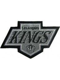 NHL LOS ANGELES KINGS HOCKEY EMBROIDERED PATCH #03