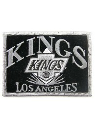 NHL LOS ANGELES KINGS HOCKEY EMBROIDERED PATCH #04
