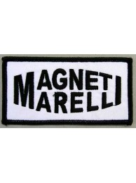 MAGNETI RACING SPORT EMBROIDERED PATCH #02