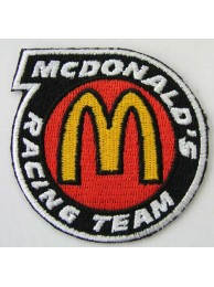 MCDONALD RACING MOTORSPORT PATCH