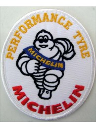 MICHELIN TIRE TYRE RACING SPORT EMBROIDERED PATCH #03