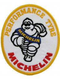 MICHELIN TIRE TYRE RACING SPORT EMBROIDERED PATCH #05