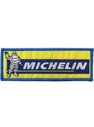 MICHELIN TIRE TYRE RACING SPORT EMBROIDERED PATCH #09