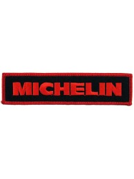 MICHELIN TIRE TYRE RACING SPORT EMBROIDERED PATCH #12