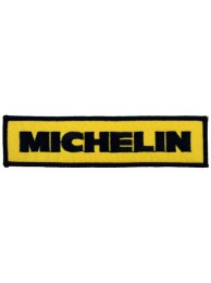 MICHELIN TIRE TYRE RACING SPORT EMBROIDERED PATCH #13