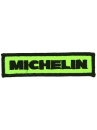 MICHELIN TIRE TYRE RACING SPORT EMBROIDERED PATCH #17
