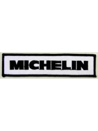 MICHELIN TIRE TYRE RACING SPORT EMBROIDERED PATCH #22