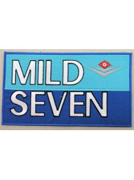 GIANT MILD SEVEN F1 TEAM RACING PATCH (P04)