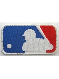 MLB BASEBALL LOGO IRON ON EMBROIDERED PATCH #01