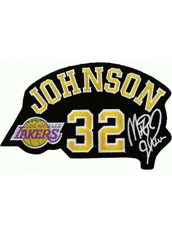 GIANT NBA LOS ANGELES LAKERS BASKETBALL PATCH K01