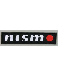 NISSAN NISMO RACING EMBROIDERED PATCH #01