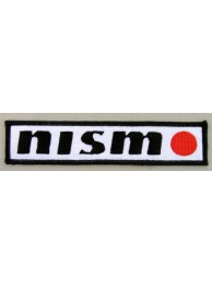 NISSAN NISMO RACING EMBROIDERED PATCH #02
