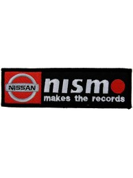 NISSAN NISMO RACING PATCH