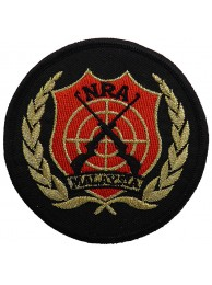 MALAYSIA NRA SHOOTING SPORT PATCH #01
