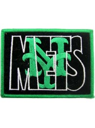 MLB BASEBALL NEW YORK METS EMBROIDERED PATCH #02