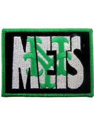 MLB BASEBALL NEW YORK METS EMBROIDERED PATCH #03