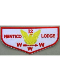 BSA OA FLAP12 NENTICO PATCH