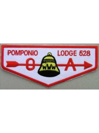 BSA OA FLAP 528 POMPONIO PATCH