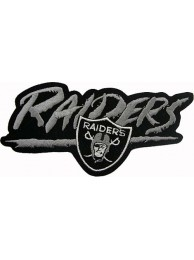 Oakland Raiders NFL Embroidered Patch #07