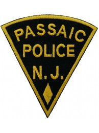 PASSAIC POLICE N.J.PATCH