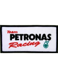 Sauber Petronas F1 Team Racing Embroidered Patch