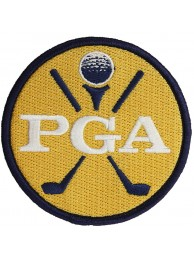 Professional Golfer Association Golf Patch #12