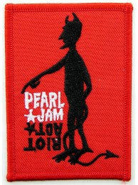 PEARL JAM ROCK PATCH