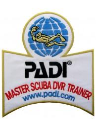 PADI SCUBA - MASTER SCUBA DVR TRAINER
