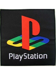 GIANT SONY PLAYSTATION EMBROIDERED PATCH (P1)