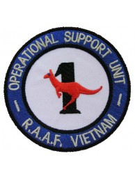 1st OPERATION SUPPORT UNIT RAAF VIETNAM PATCH