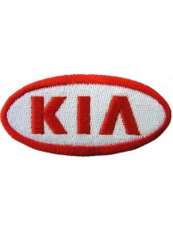 KIA AUTOMOBILE EMBROIDERED PATCH #01