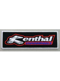 RENTHAL CHAINWHEELS BIKER MOTORCYCLE EMBROIDERED PATCH #01