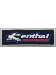 RENTHAL CHAINWHEELS BIKER MOTORCYCLE EMBROIDERED PATCH #02