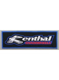 RENTHAL CHAINWHEELS BIKER MOTORCYCLE EMBROIDERED PATCH #03