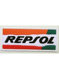HONDA REPSOL MOTO GP EMBROIDERED PATCH #01