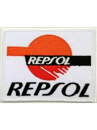 HONDA REPSOL MOTO GP EMBROIDERED PATCH #04