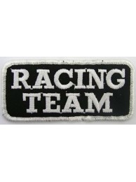Racing Team Racing Embroidered Patch #02