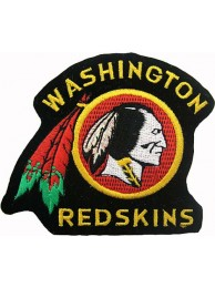 WASHINGTON REDSKINS NFL EMBROIDERED PATCH