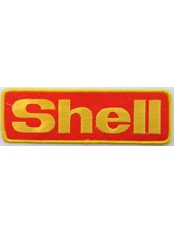 SHELL OIL & GAS F1 RACING EMBROIDERED PATCH #03