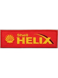 SHELL / ADVANCE RACING EMBROIDERED PATCH #09