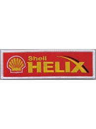 SHELL / ADVANCE RACING EMBROIDERED PATCH #10