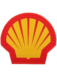 SHELL OIL & GAS F1 RACING EMBROIDERED PATCH #23