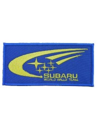 SUBARU RACING SPORT IRON ON EMBROIDERED PATCH #03