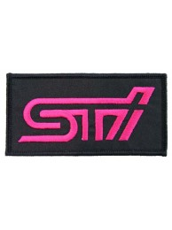 SUBARU STI TECNICA INTERNATIONAL RACING PATCH #05