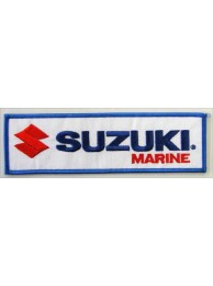 SUZUKI MOTORCYCLE BIKER EMBROIDERED PATCH #08