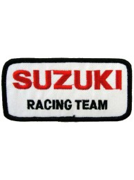 SUZUKI MOTORCYCLE BIKER EMBROIDERED PATCH #10