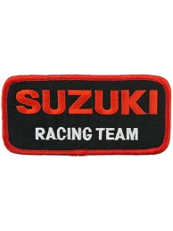 SUZUKI MOTORCYCLE BIKER EMBROIDERED PATCH #11