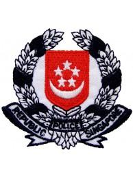 SINGAPORE POLICE PATCH